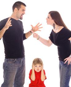 השפעת הזוגיות על הילדים